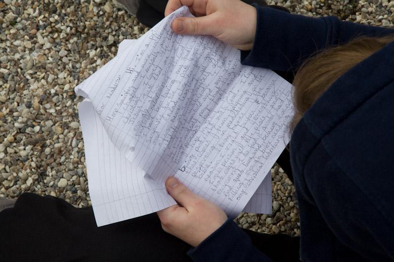 Writing To Prisoners Daylight