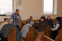 How to Preach in Prison Seminar, Daylight Chelmsford Conference 2014