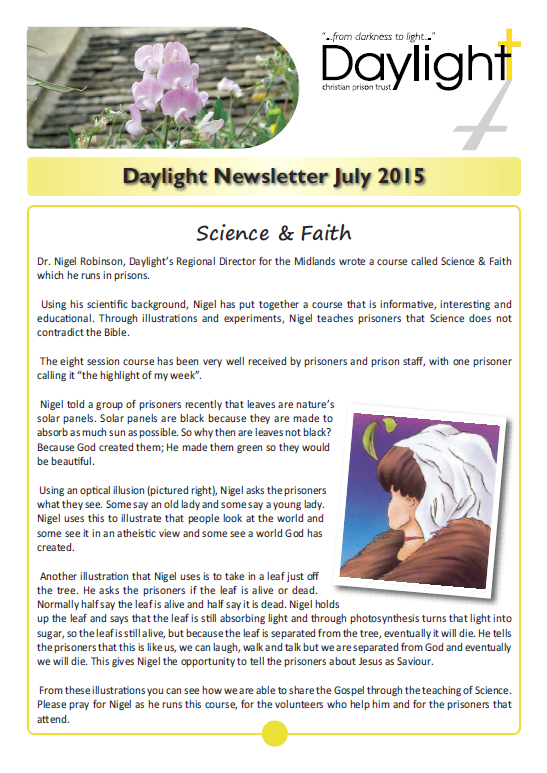 July Newsletter for Website Pg 1