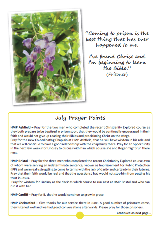 July Newsletter for Website Pg 2