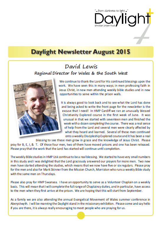 August Newsletter for Website Pg 1