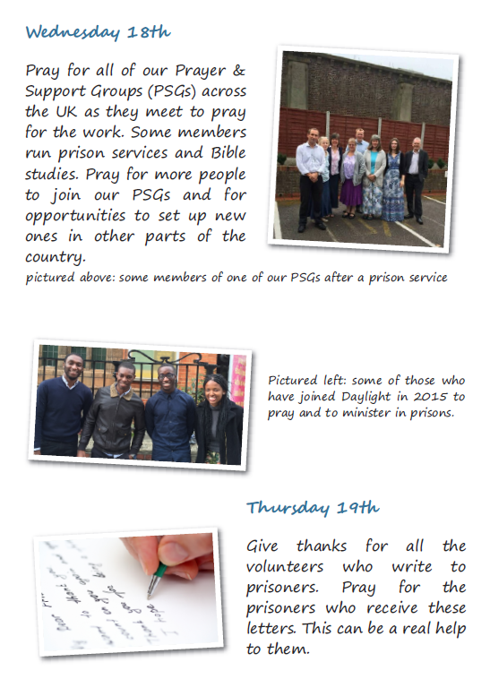 Prisons Week Prayer Diary for Website Pg 3