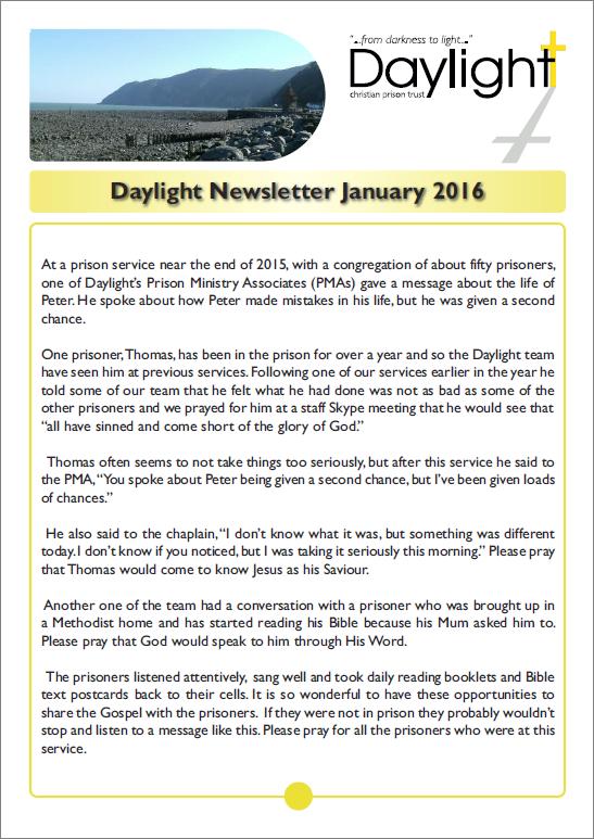 January Newsletter for Website Pg 1
