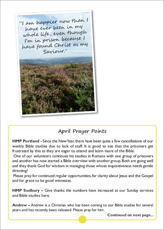 April Newsletter for Website Pg 2