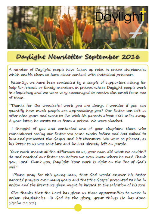 September Newsletter for Website Pg 1